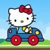 凯蒂猫飞行冒险游戏